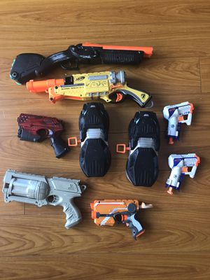 Nerf guns for Sale for sale  Long Beach, CA