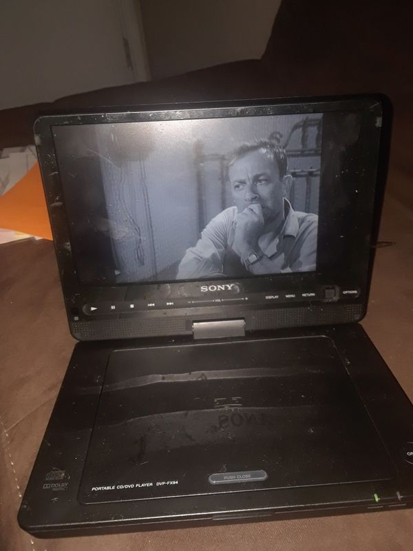 Sony portable dvd player