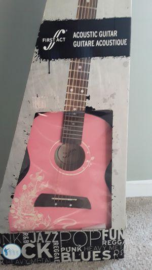 Acoustic guitar for Sale in Delran, NJ
