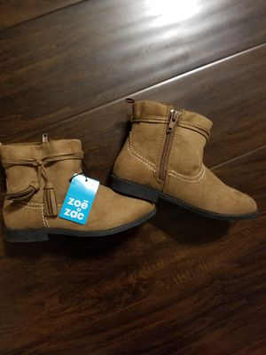 Toddler Girl Boots Size 11 for Sale in San Antonio, TX