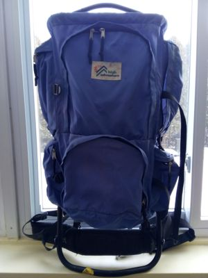 """Retro """"High Adventure"""" External Frame Backpack for Sale in Lochearn, MD"""