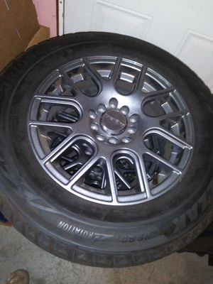 4 New Tires. 205/65R15.Rims Included! for Sale in San Diego, CA