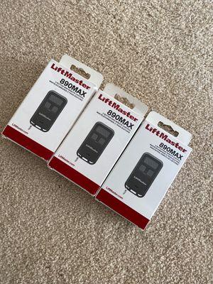 LiftMaster Mini 3-Button Remote For Garage Door for Sale in Mission Viejo, CA