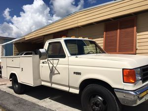 Utility truck Ford F 350 for Sale in Doral, FL