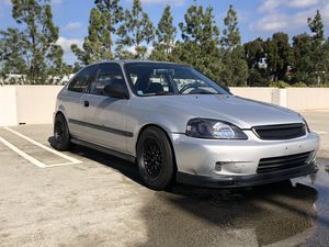 2000 Honda Civic CX lots of new parts for Sale in San Diego, CA