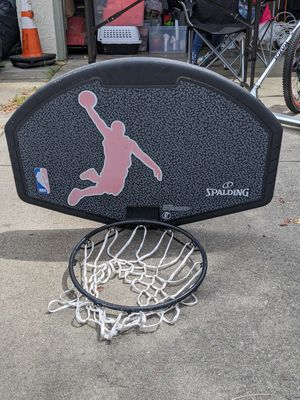 Basketball hoop headboard for Sale in Hayward, CA