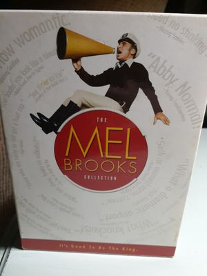 Mel Brooks DVD Collection for Sale in Marietta, GA
