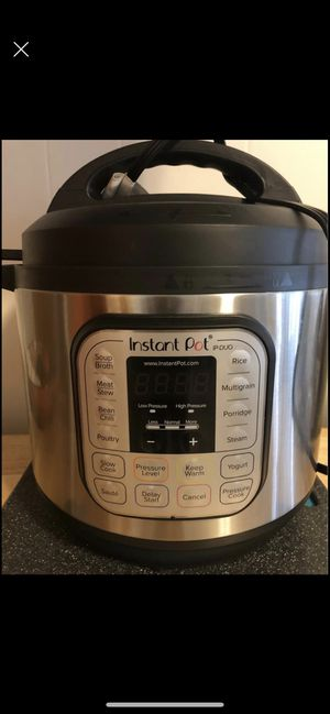 Instant pot for Sale in Atwater, CA