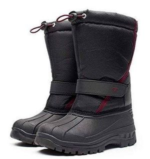 NEW SNOW BOOTS Size 2.5 Kid / Toddler / Girl / Boy - B142097 for Sale in San Jose, CA