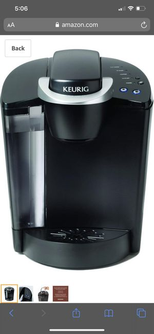 Keurig strong brew for Sale in Tacoma, WA