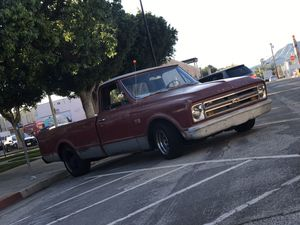 1967 c10 for TRADE running project for Sale in Palmdale, CA