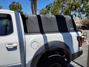Ford Raptor f-150 soft topper camper shell for Sale in Norco, CA