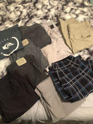 Men's teens clothes for Sale in Hilo, HI