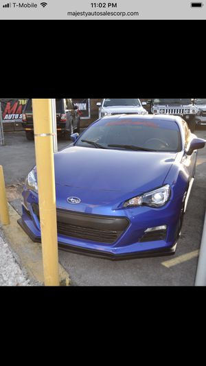 2015 Subaru BRZ down payment 2000 for Sale in Miami, FL