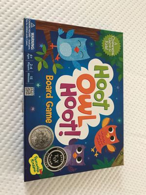 Hoot Owl Hoot Board Game for Sale in Valrico, FL