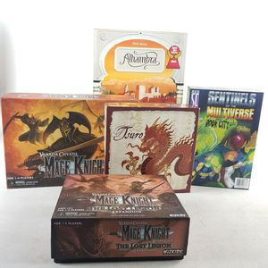 Assorted Board Games (1023624) for Sale in South San Francisco, CA