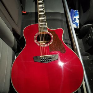 Beautiful D'angelico 12 String Acoustic Guitar for Sale in Pasadena, CA