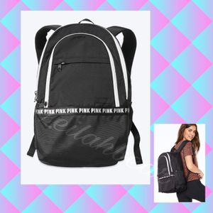 VS Pink Collegiate Backpack for Sale in Houston, TX