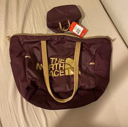 North Face Stratoliner Tote Bag Heavy-Duty Compact Antelope / Fig Tan for Sale in Los Angeles,  CA