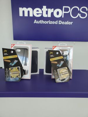 Metro port one and add a second line iPhone 7 bundle for Sale in Davenport, IA