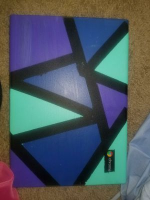 Chrome book 100e 2nd edition for Sale in Spring, TX