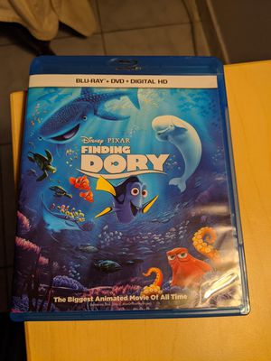 Finding dory Bluray only for Sale in Palm Bay, FL