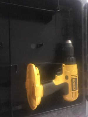 18 dewalt xrp drill with case for Sale in Portland, OR