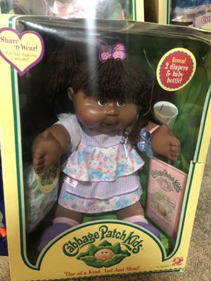 Boxed cabbage patch dolls for Sale in North Las Vegas, NV
