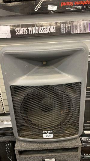 Peavey PR 12 Speakers for Sale in Burlington, NC