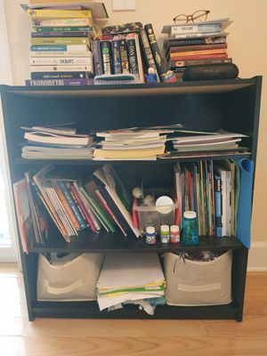Book shelf for Sale in Raleigh, NC