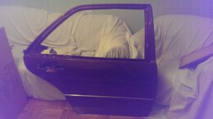 Mercedes W140 Rear Passenger Side Door for Sale for sale  New York, NY