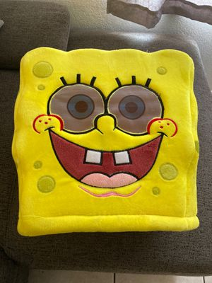 Sponge bob mask costume for Sale in Phoenix, AZ