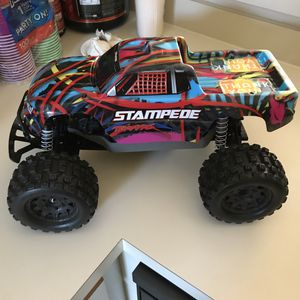 Traxxas Stampede 4x4 VXL - FULLY REBUILT! 🛑 READ THE ENTIRE POST! for Sale in Chesapeake, VA