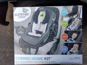 Coming home kit for car seat for Sale in Buffalo, NY