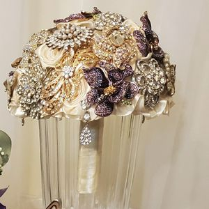 Bridal Brooch Bouquet for Sale in Germantown, MD