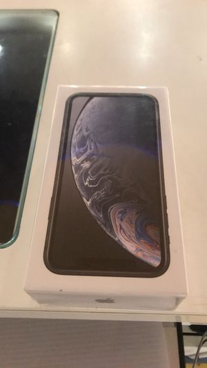 Sealed new iPhone XR 64gb for Sale in Phoenix, AZ