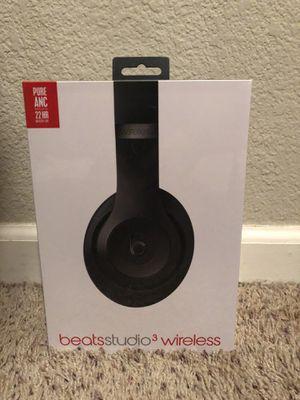 Beats studio wireless Bluetooth for Sale in Rocklin, CA