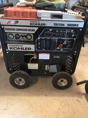 Generator/Compressor/Welder for Sale in Cumberland, RI