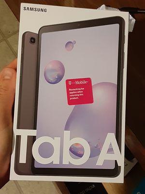 Samsung Galaxy Tab A for Sale in Cibolo, TX