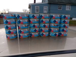 30 cans cat food for Sale in Palos Hills, IL