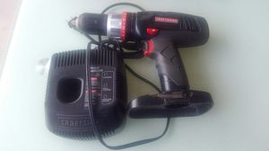 Tools - Craftsman Drill/Driver with charger for Sale in Redington Shores, FL
