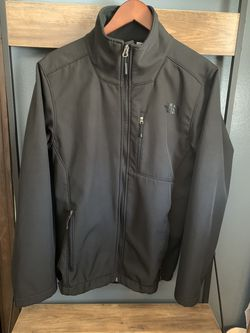 The North Face Men's Medium Apex Bionic Black Jacket for Sale in Wauwatosa,  WI