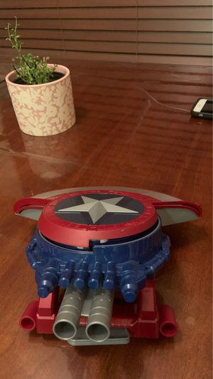 Captain America Nerf Gun Sheild for Sale in Rialto, CA