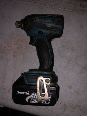 meineke 18 volt impact driver BL1830 for Sale in Spokane, WA