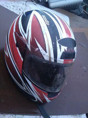 Motorcycle dirt bike dirt bike helmet for Sale in Portland, OR