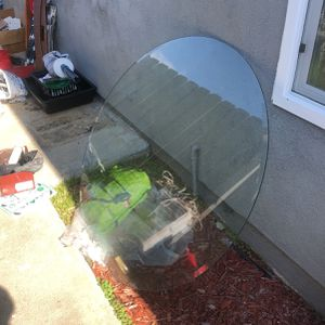 Round Glass Table Top 3.5 Feet for Sale in San Diego, CA