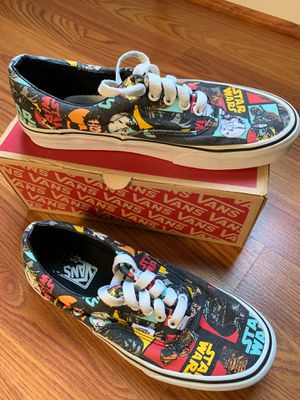 Star Wars Classic Vans (size 7 in men's and 8.5 in women's) for Sale in San Jose, CA