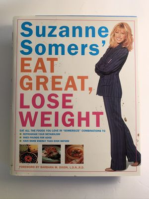 Suzanne Somersault Eat Great, Lose Weight for Sale in Langhorne, PA