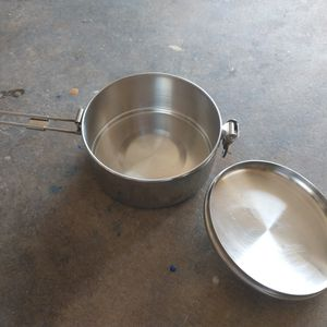 MSR Whisper Lite Stove And One Liter Cook Pot for Sale in Phoenix, AZ