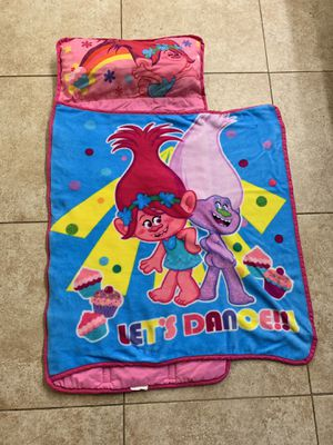 Trolls Nap mat for Sale in Davie, FL